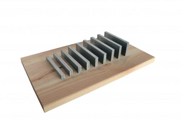 Parallelunterlagen-Set 18-teilig Länge 100 mm