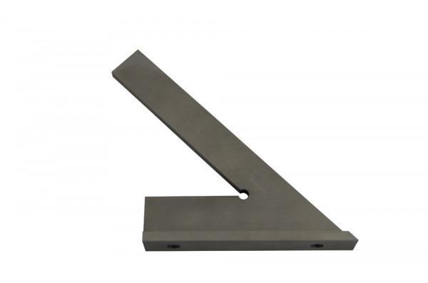 Holzkoffer beschädigt: Anschlagwinkel 45° 150 x 100 mm, DIN 875/0, rostfrei INOX