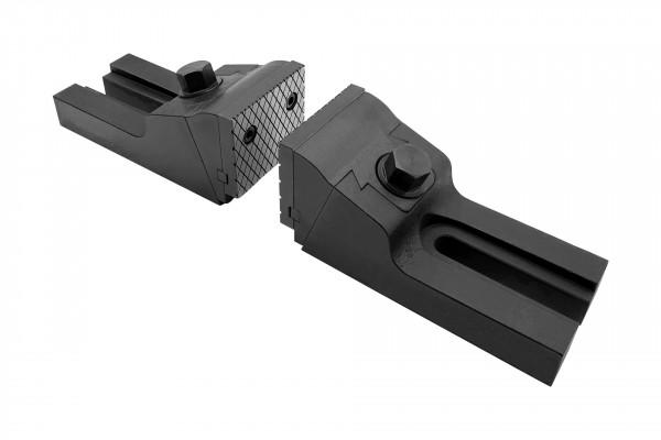 10020 paulimot Niederzugschraubstock zum freien Spannen, 2-teilig, 85 mm Backenbreite-1