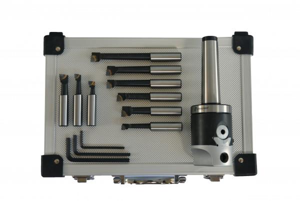 Bohrkopf- / Ausdrehkopf-Set 50 mm MK3 / M12