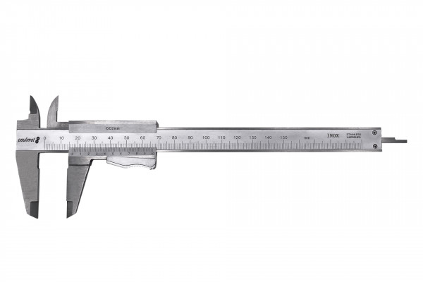 paulimot 21300 Messschieber Schieblehre 150 mm INOX_2