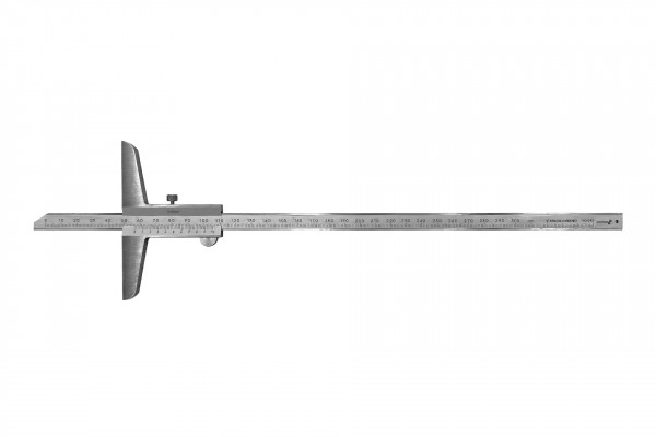 paulimot 21306 Tiefenmessschieber 0 - 300 mm INOX_1