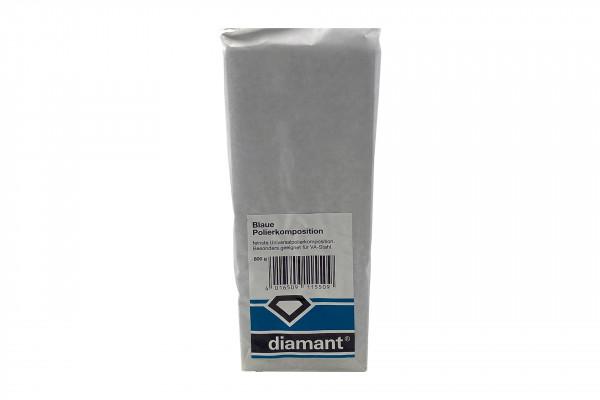 paulimot 50519 Blaue Polierpaste in Blockform 800 g_1