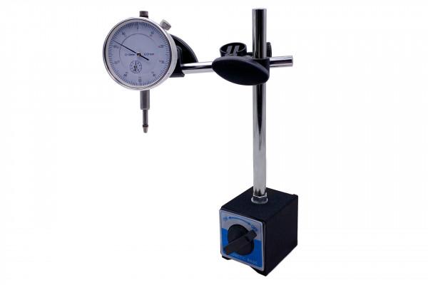 paulimot 21320 Messstativ mit Magnetfuß inkl Messuhr 0 bis 10mm_1