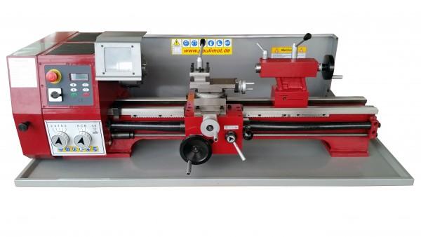 Drehmaschine SIEG SC10 mit 230 Volt Motor 1500 Watt 160 mm Futter 700 mm