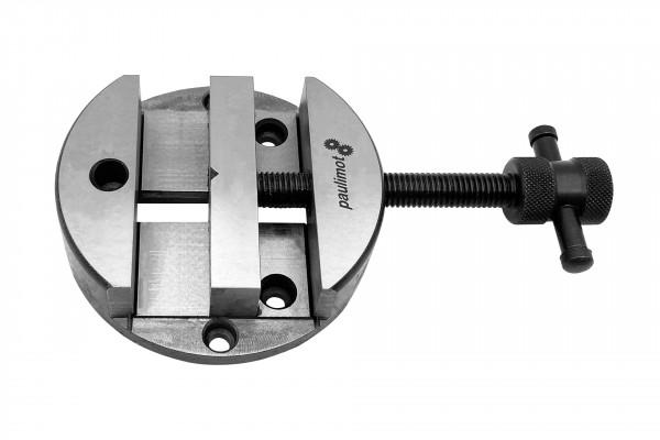 paulimot 16306 Schraubstock für Teilapparate Ø 100 mm_1