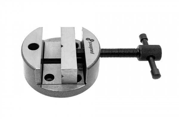 paulimot 16305 Schraubstock für Teilapparate Ø 80 mm_1