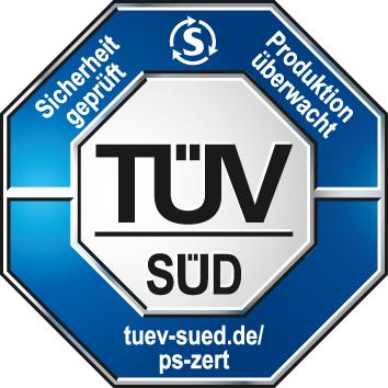 TÜV-Siegel