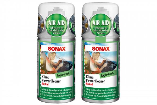 paulimot_SONAX_Klima-Powercleaner-Air-Aid-Apple-fresh_Doppelpack_1