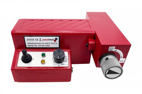 paulimot 23105 Vorschubmotor X-Achse für SIEG X2.7L und SX2.7L_1