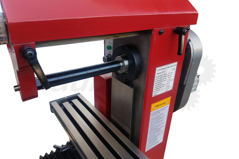 und Vertikalfräsmaschine SIEG SU1 mit bürstenlosem 230 ...