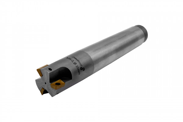 paulimot 13007 Schaftfräser 25 mm mit Schneidplatten MK3  M12_1