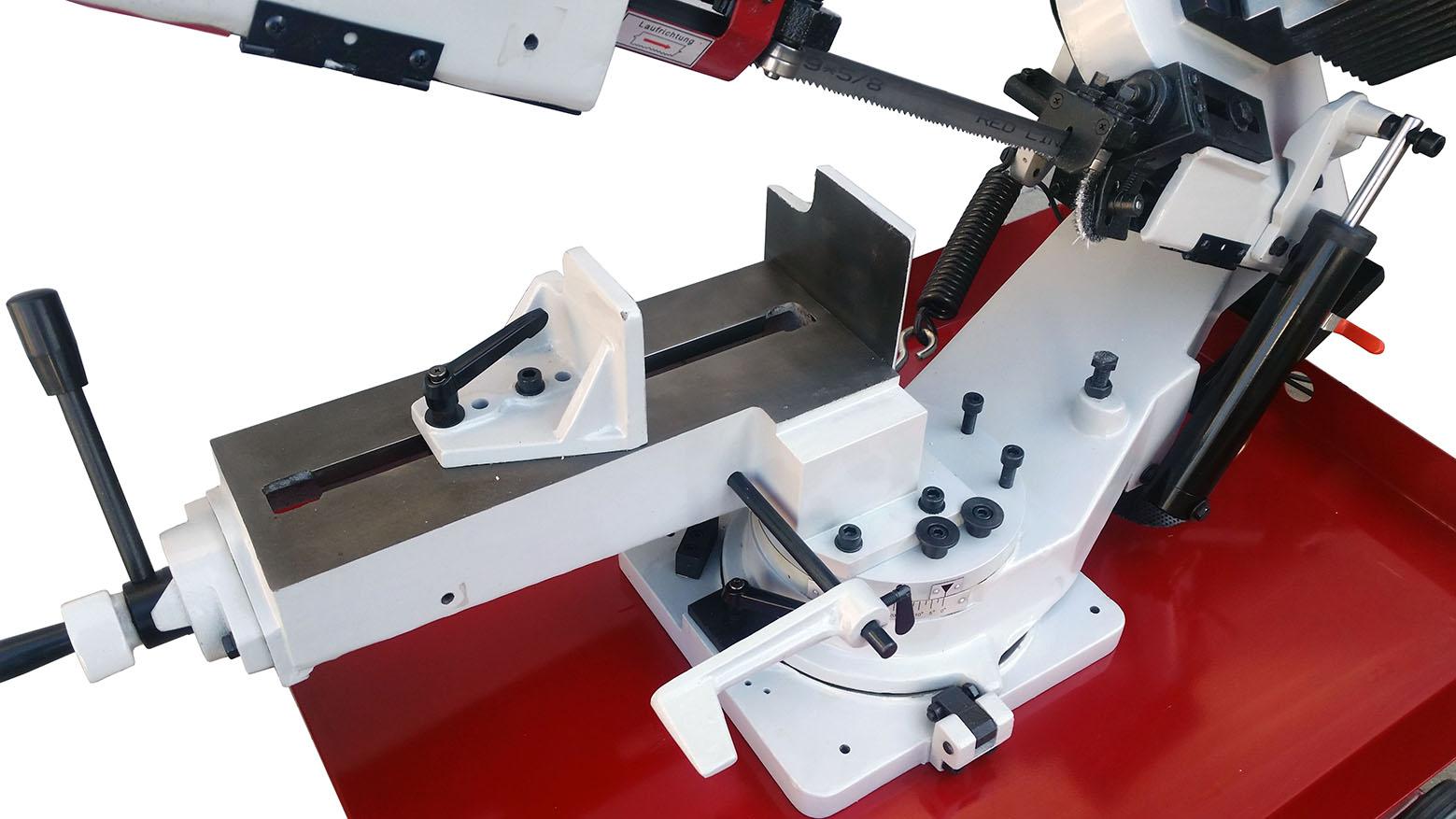 Kühlmitteleinrichtung PAULIMOT Metallbandsäge BS-712GR auf Untergestell inkl