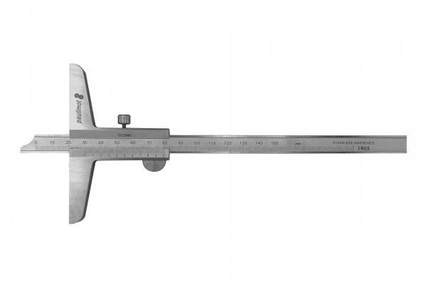 paulimot Tiefenmessschieber 0-150mm INOX_1