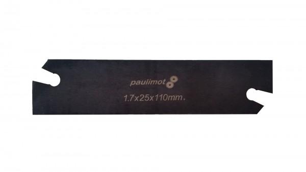 Restposten: Schwert für Abstechstahl 1,7 x 25 x 110 mm
