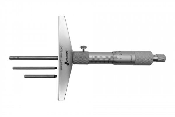 paulimot 21316 Tiefenmikrometer 0-75 mm_1