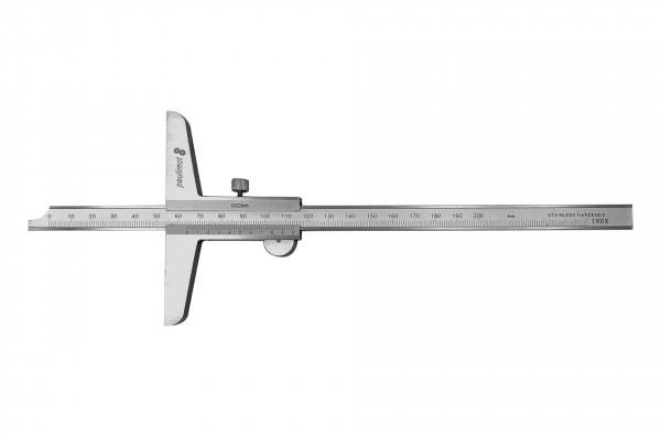 paulimot Tiefenmessschieber 0-200mm INOX_1