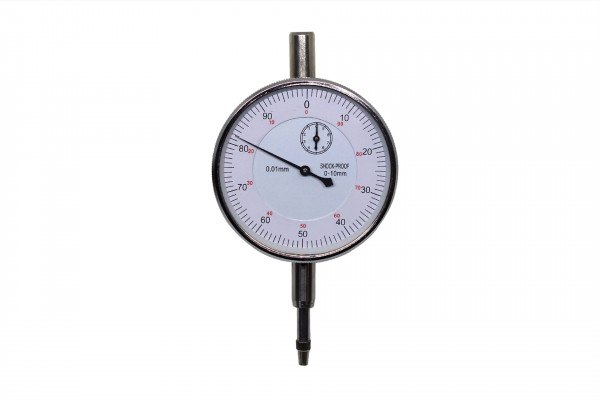 Verschluss der Aufbewahrungsbox defekt: Messuhr 0 bis 10 mm für Messstativ